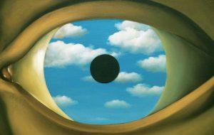 левый глаз6