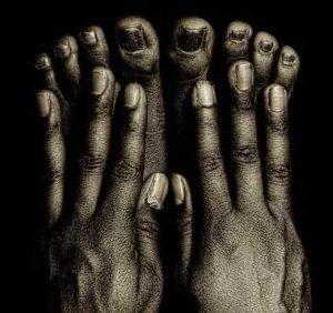 пальцы на ногах6