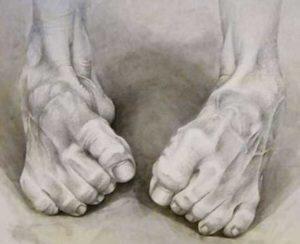 пальцы на ногах7