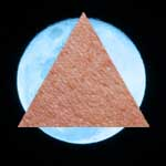 родинка треугольник