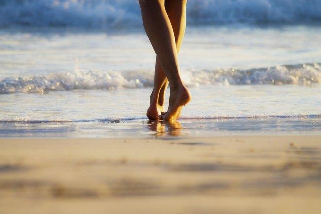 Между песком и водой
