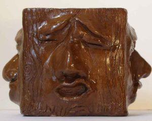 статуя чиха