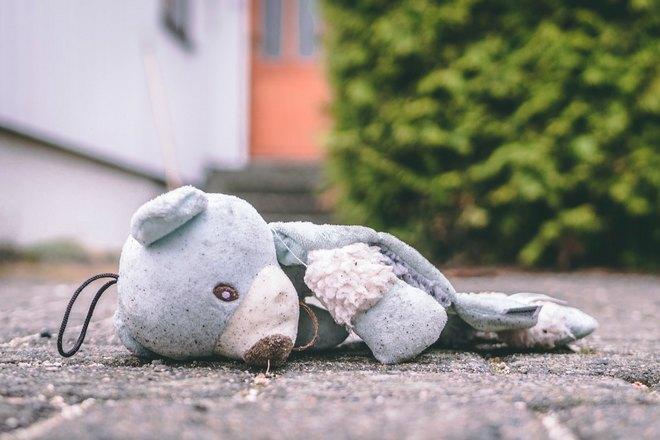 Уронили мишку