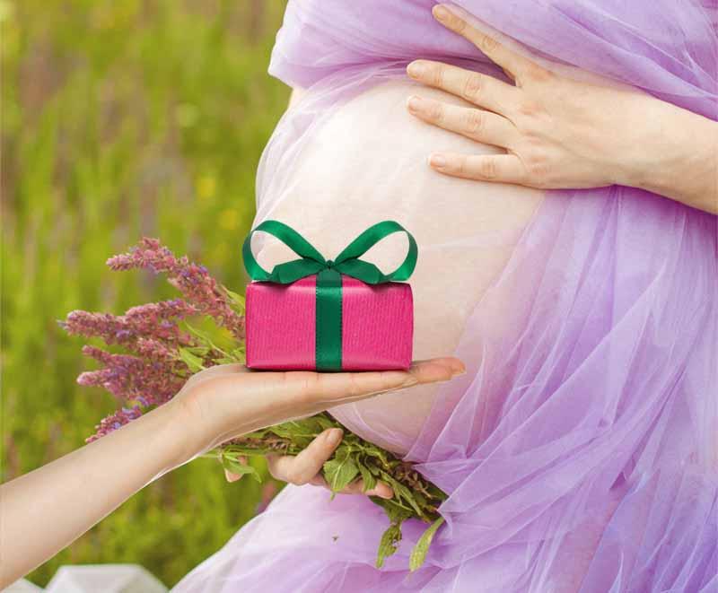 подарок беременной