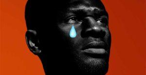 афроамериканцы тоже плачут