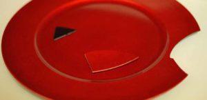разбитая тарелка 5