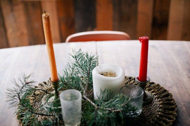 Несколько свечей