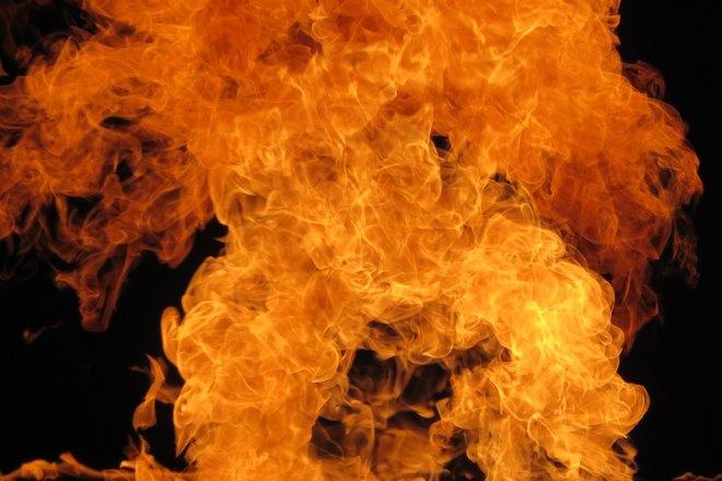 Бушующий огонь