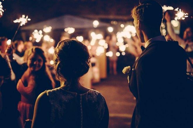 Приснилось свадебное торжество