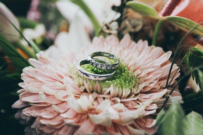 Снятся свадебные кольца
