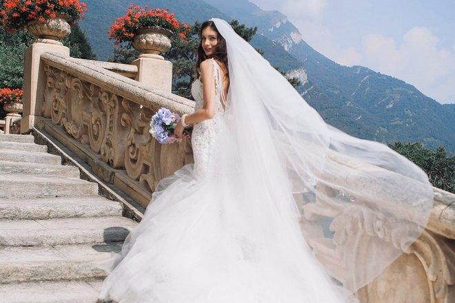 Снится невеста с фатой