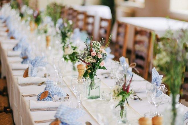 Снится приготовление к свадебному застолью