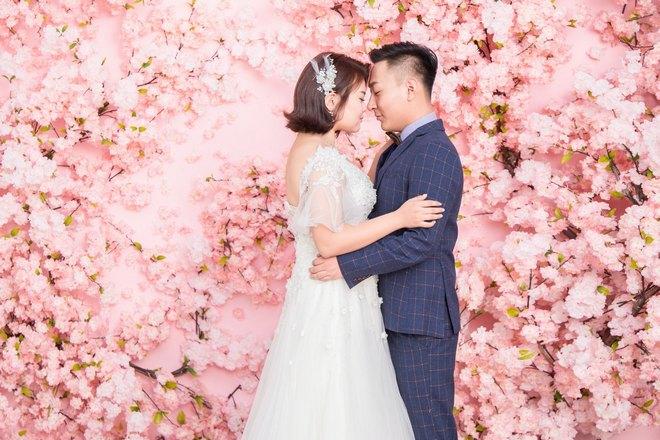 Снится свадьба в розовых цветах