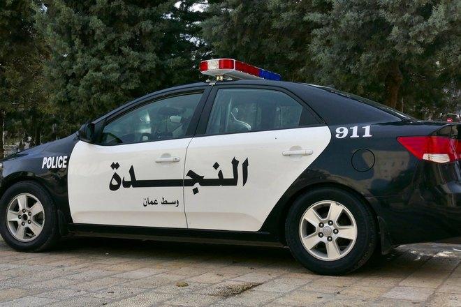 Угнали полицейскую машину