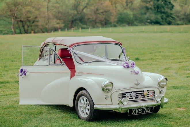 Угнали свадебный автомобиль