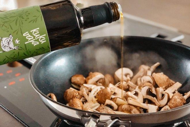 Снятся жареные грибы
