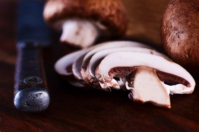 Снятся измельченные грибы