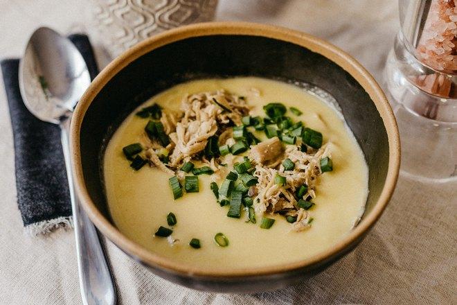 Снится грибной суп