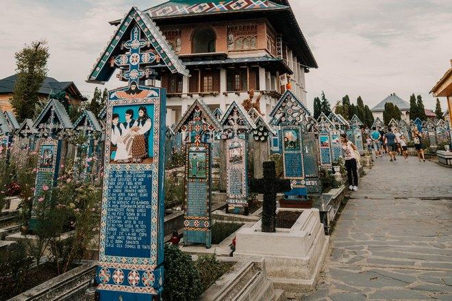 Азиатское кладбище