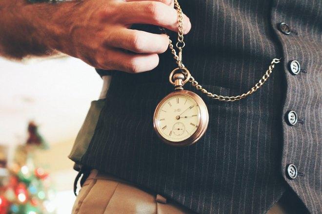 Пуговицы и часы