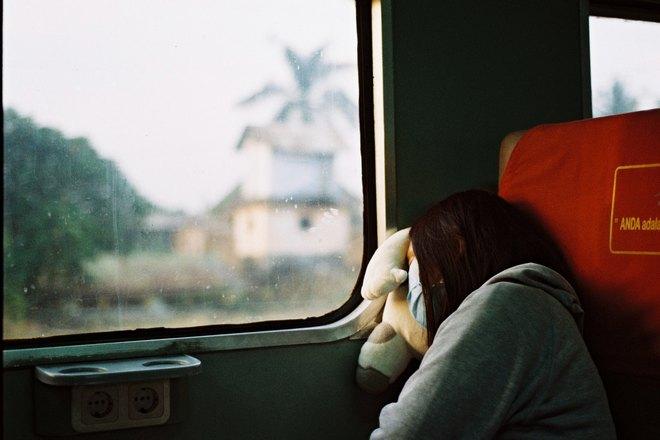 Приснился плач в поезде