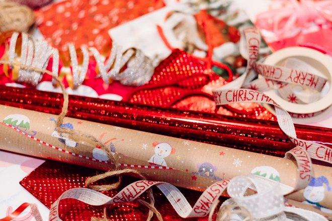 Рождественская атрибутика