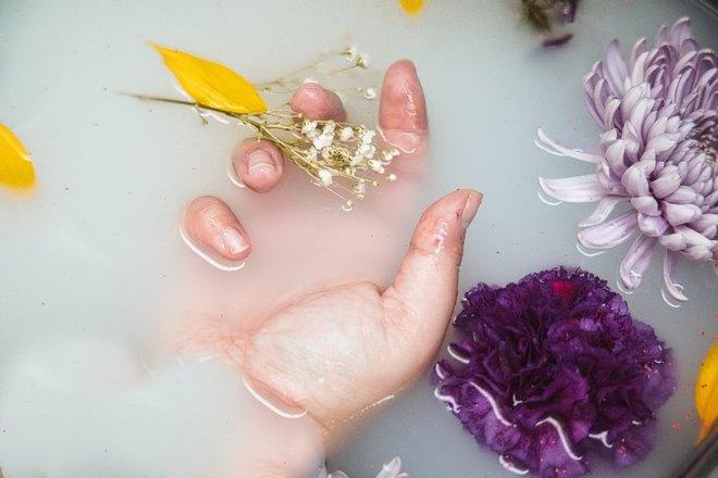 Ванна для восстановления ногтей