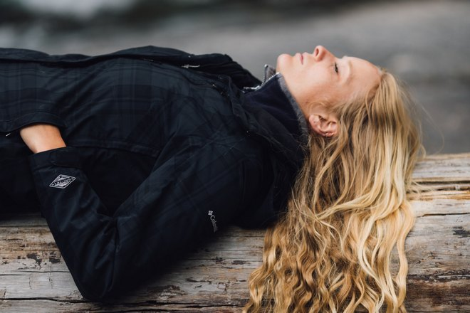 Сон блондинки с понедельника на вторник