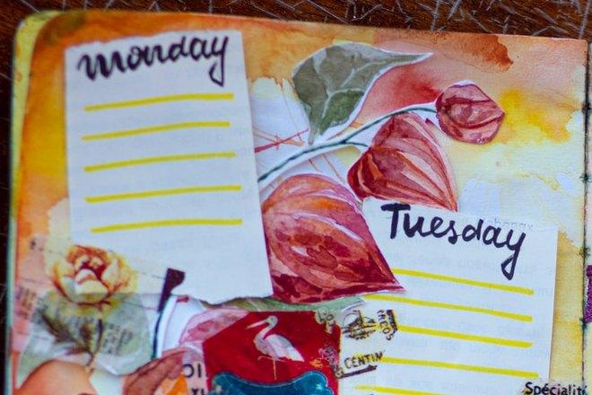 Дневник снов с понедельника на вторник
