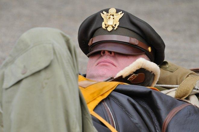 Спящий пилот