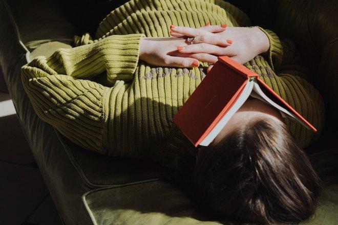 Сон после чтения книги