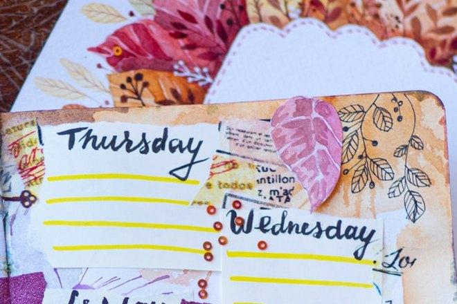 Расписание на среду и четверг