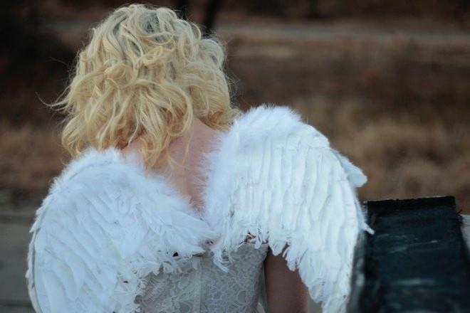 Чешется спина возле крыльев