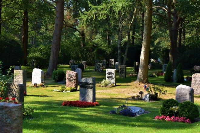 Воскресное кладбище