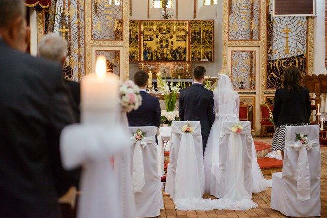Торжественное венчание