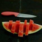 Нож и арбуз