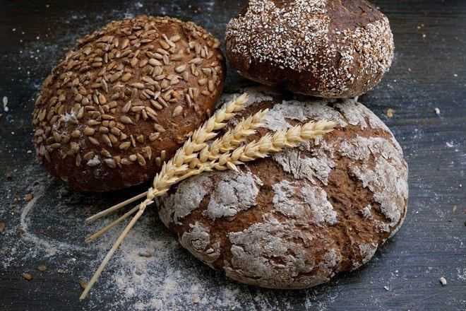 Хлеб и колоски