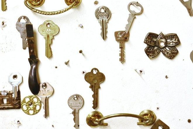 Много разных ключей