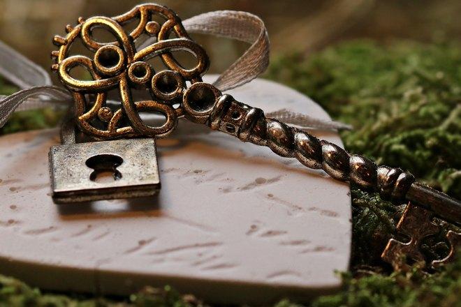 Ключ и сердце