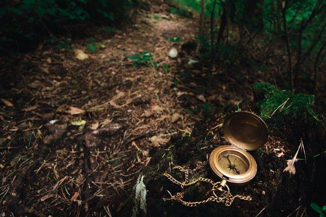 Потерянный компас