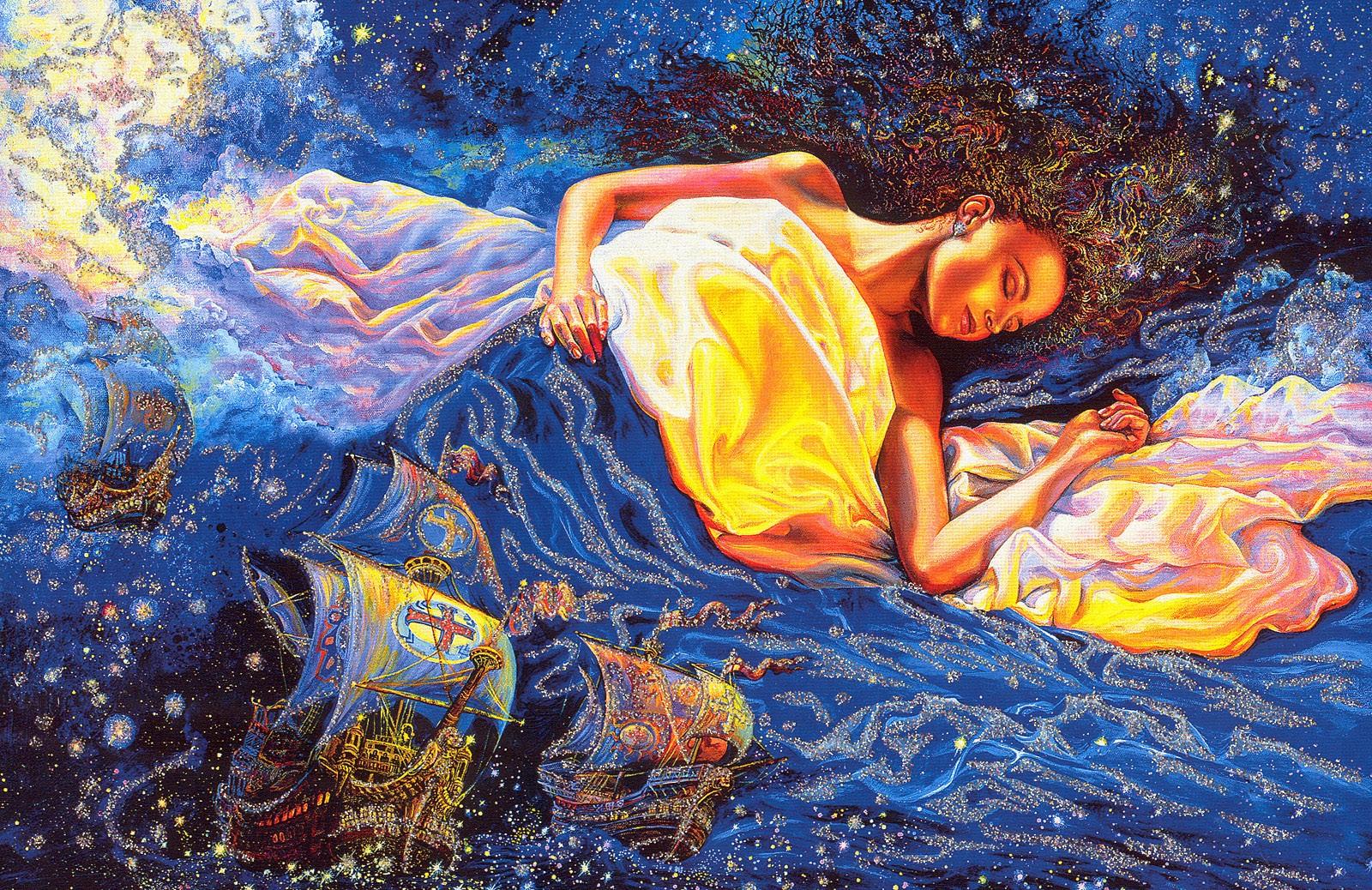 красивый сон