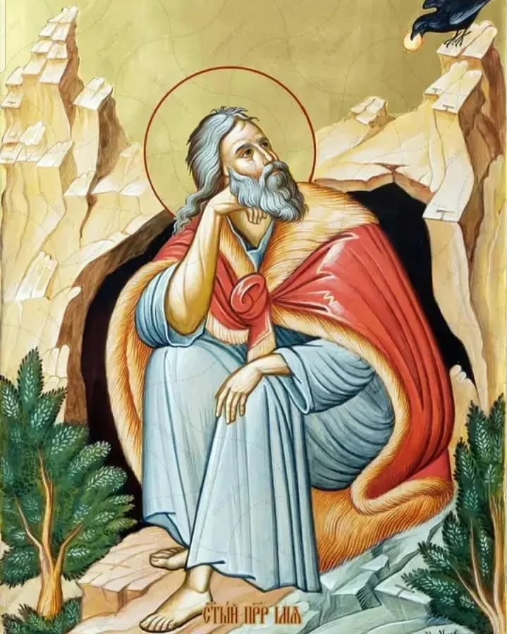 пророк Илья
