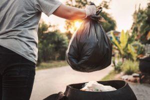 мусорный бак