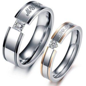 красивое кольцо на свадьбу
